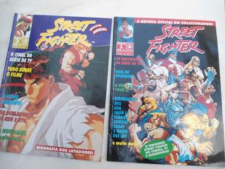 Revista Street Fighter Frete Gratis!!!!!!!!!!!!!!!!!!!!!