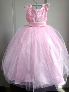 Vestidos De Fiesta Para Niñas De 6 Años En Mercado Libre Perú