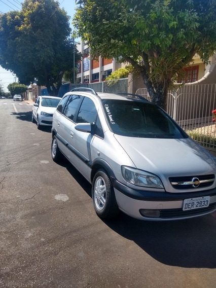 Chevrolet Zafira 2.0 5p 2001