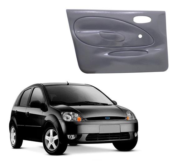 Forro De Porta Fiesta 2003/06 4 Portas Controle Manual Diant