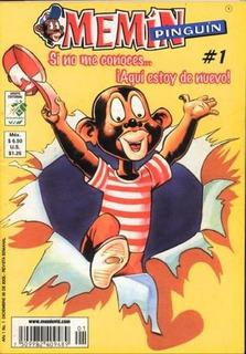 Memin Pinguin #1 Revista Nueva Edición Homenaje Envío Gratis