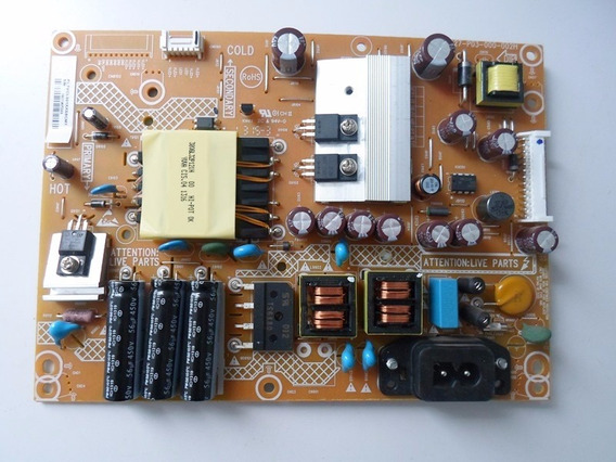 Placa Da Fonte Tv Led Philips Modelo 32pfl3018b