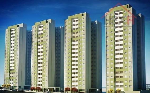 Apartamento Residencial À Venda, Setor Negrão De Lima, Goiânia. - Ap0079