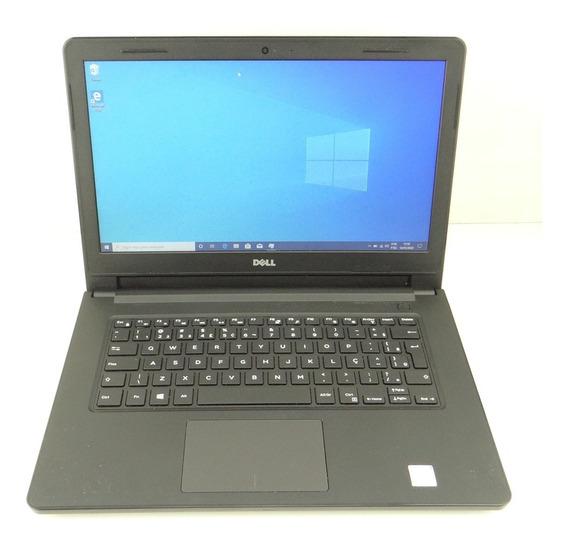 Notebook Dell Vostro 14-3468 Intel Core I5 7200u 8gb 1tb Nfe