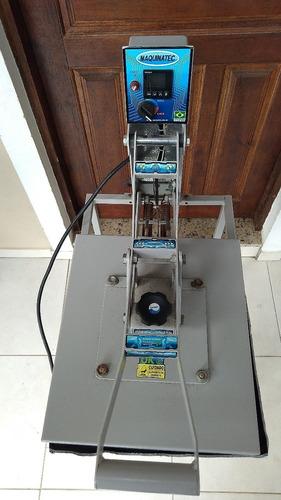 Máquina De Pressão Para Estampa De Roupas