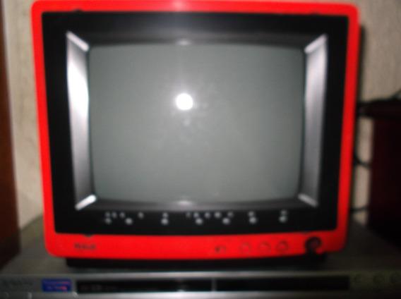 Televisor A Color De Los Años 80 Para Decoracion