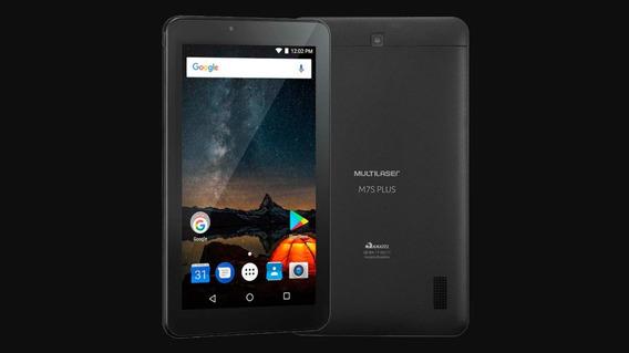Tablet M7s Plus - Multilaser *promoção* + Brinde