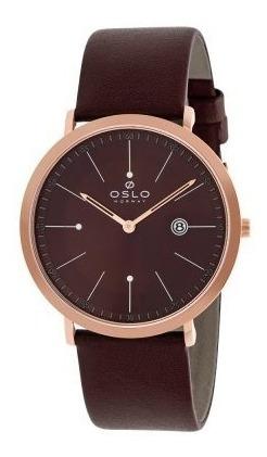 Relógio Oslo Masculino Slim Omrscs9u0001 N1nx