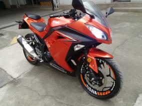 Kawasaki Ninja 250r 2017