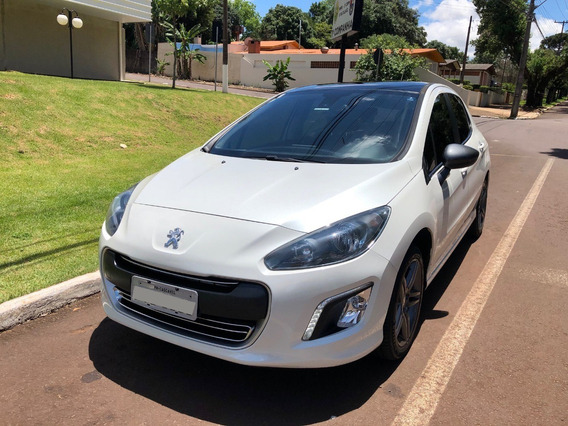 Oportunidade: Peugeot 308 Griffe 1.6 Thp 2015