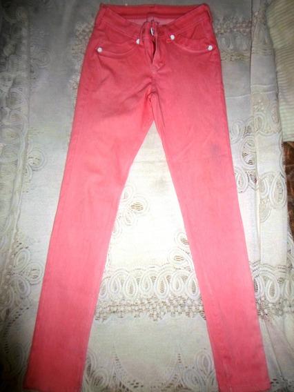 Pantalon De Dama Juvenil Talla S