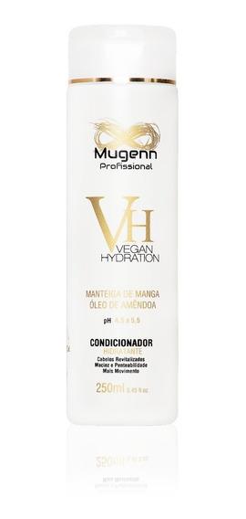 Condicionador Vegano Mugenn Cosméticos Vegan Hydration 250ml