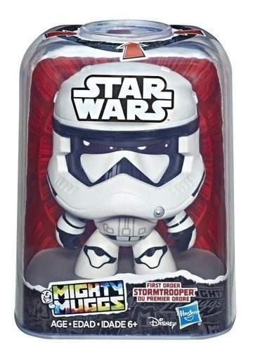 Star Wars Mighty Muggs Stormtrooper First Order (30) - Hasbr
