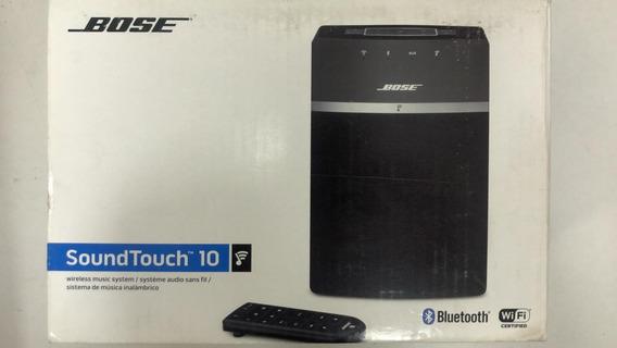 Caixa De Som Bose Soundtouch 10 Wi-fi Bluetooth