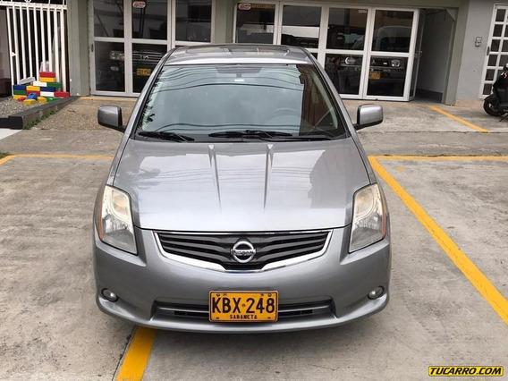Nissan Sentra Lx Automático Techo Corredizo