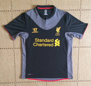 Camisa Original Liverpool 2012/2013 Away