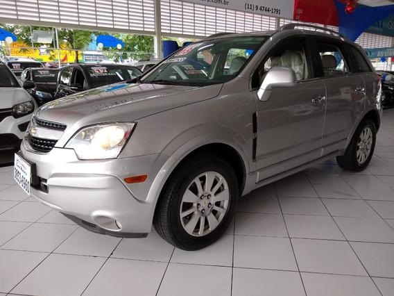 Chevrolet Captiva 3.6 Sport Awd Top Int Creme Nova Troco Fin