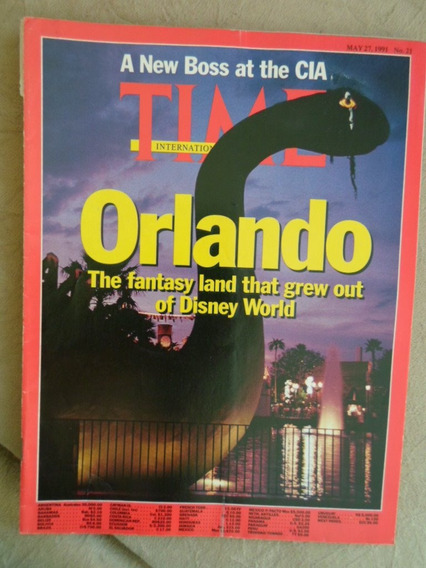Time International (maio 1991)