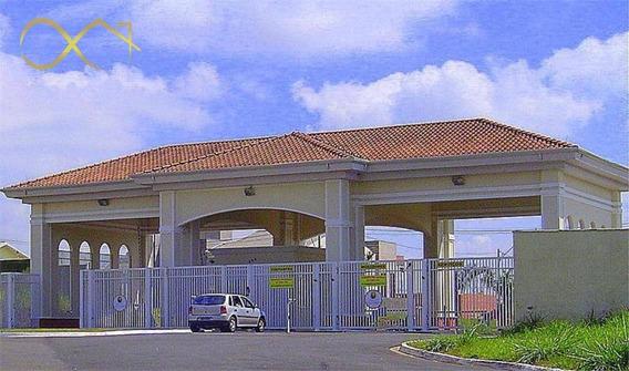 Terreno À Venda, 300 M² - Condomínio Terras Do Fontanário - Paulínia/sp - Te0035