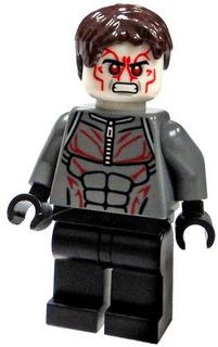 Lego Superheroes: - Iron Man 3 - Extremis Soldier Minifigure