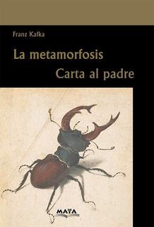 Libro. La Metamorfosis - Carta A Su Padre. Franz Kafka.