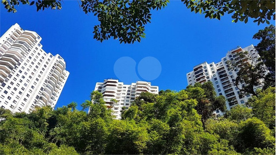 Cobertura Exuberante Num Bosque De 74 Mil M² Em Plena São Paulo - 375-im18290