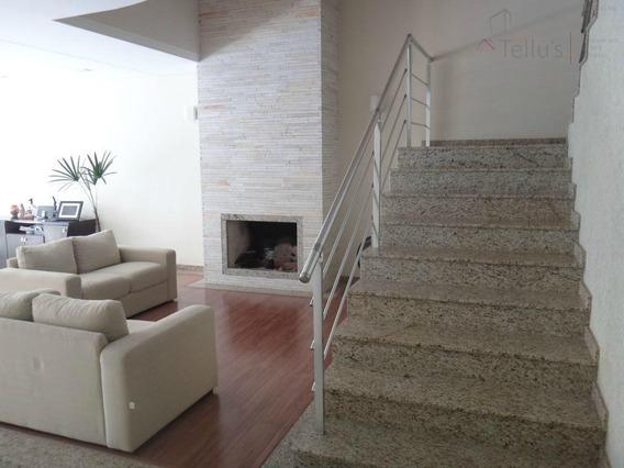 Casa Com 4 Suítes, 510 M² - Venda Por R$ 1.800.000 Ou Aluguel Por R$ 7.000/mês - Condomínio Lago Da Boa Vista - Sorocaba/sp - Ca0002