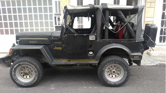Jeep Willys 54
