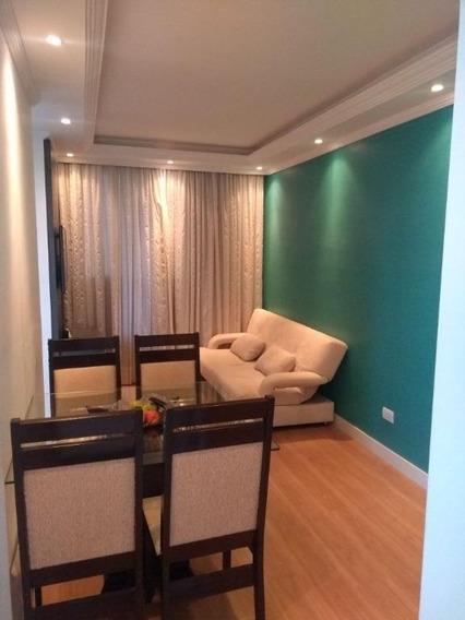 Apartamento Em Jardim Europa, Sorocaba/sp De 47m² 2 Quartos À Venda Por R$ 180.000,00 - Ap536917