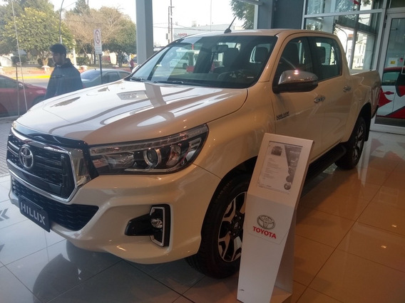 Toyota Hilux 2.8 Srx 4x2 Automatica 2020