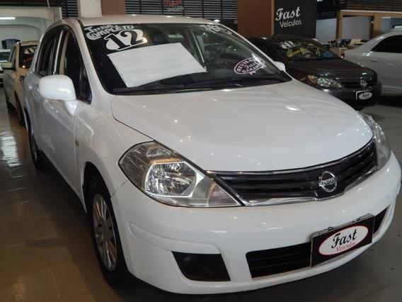 Nissan Tiida 2012 1.8 Flex