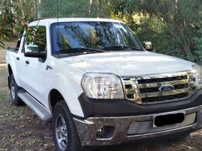 Ford Ranger Xlt 2.3 - 2012 - 42000 Km - Inmaculada De Verdad