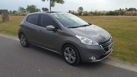 Peugeot 208 1.6 Feline 2013