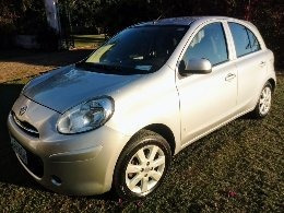 Nissan March 1.0 16v Rio 2013