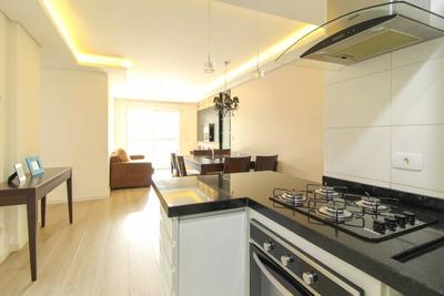 Apartamento Em Cabral, Curitiba/pr De 81m² 3 Quartos À Venda Por R$ 560.000,00 - Ap175150