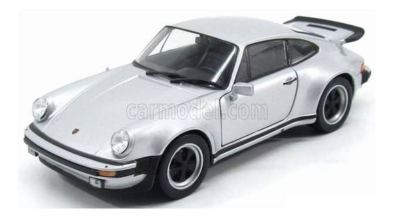 Porsche 911 Turbo 3.0 1974 1/24 By Welly