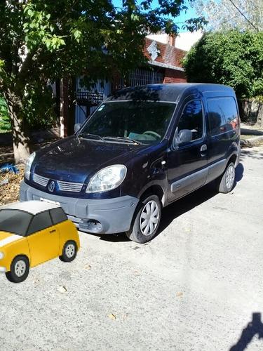 Imagen 1 de 11 de Renault Kangoo 1.6 2 Ath Plus Da Aa Cd Pk Lc 2010