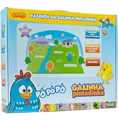 Fazenda Da Galinha Pintadinha - Sunny Brinquedos