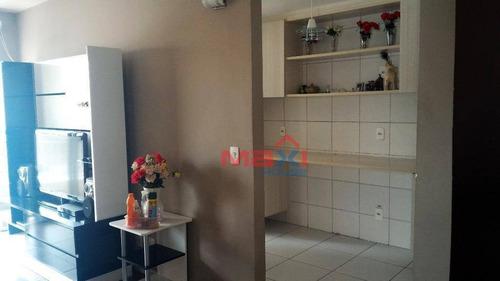 Apartamento À Venda No Duo Paradise - Centro De Osasco - Ap0682