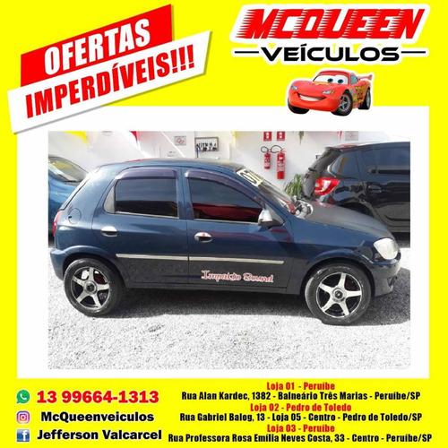Imagem 1 de 6 de Chevrolet Celta 2007 1.0 Spirit Flex Power 5p