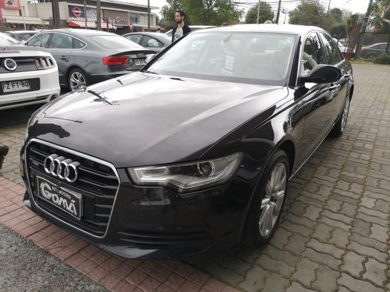 Audi Quattro A6 3.0 Tfsi Todas Mantenciones En Audi Oficial.