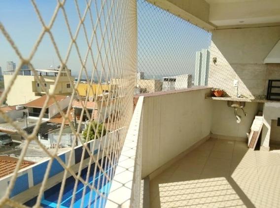 Apartamento 82m², 3 Dormitórios, Varanda Gourmet, 2 Vagas