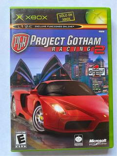 Xbox Project Gotham Racing 2 Videojuego