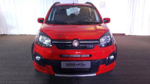 Fiat Uno Way 2021 0km Tomamos Usados Financiamos El 100% A*