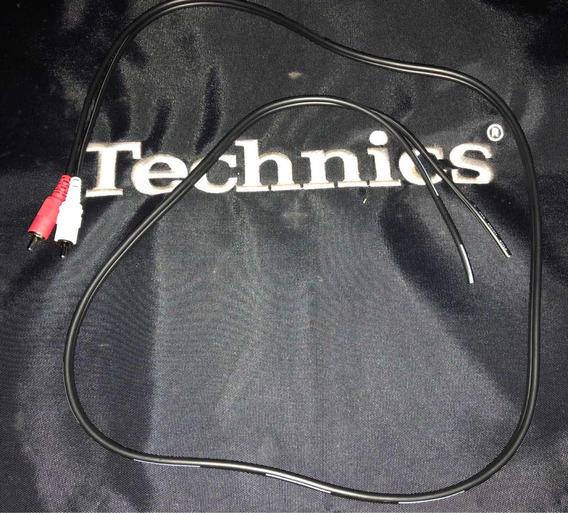 Cabo Rca Technics Sl 1200/1210 Mkii