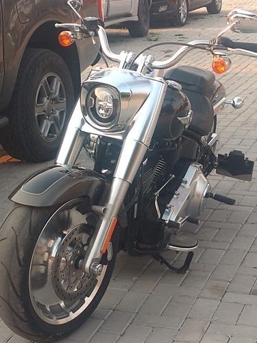 Imagem 1 de 6 de Harley Davidson Fat Boy