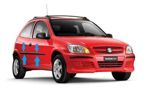 Suzuki Fun Linea Nueva 3 Puertas Baguetas Laterales 4 Piezas Walrod306