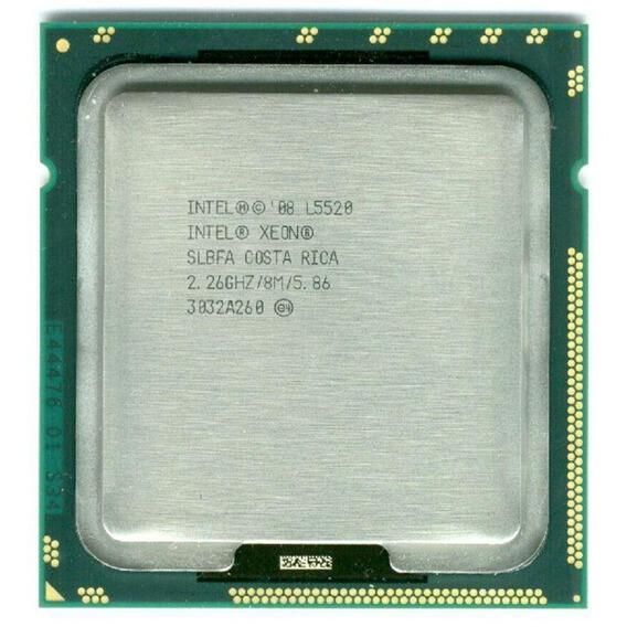 Processador Intel Xeon L5520 2.26ghz 8mb Cache