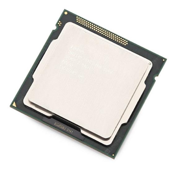 Processador Intel G 840 Dual Core 2.8 Ghz 1155 Novo 2ªg