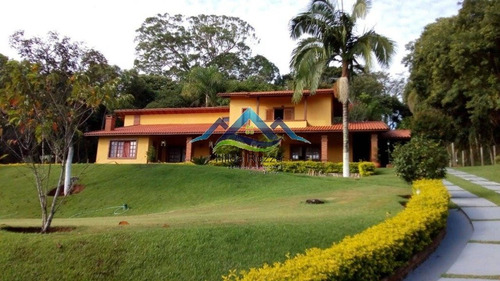 Chacara Em Condominio - Centro - Ref: 844 - V-844